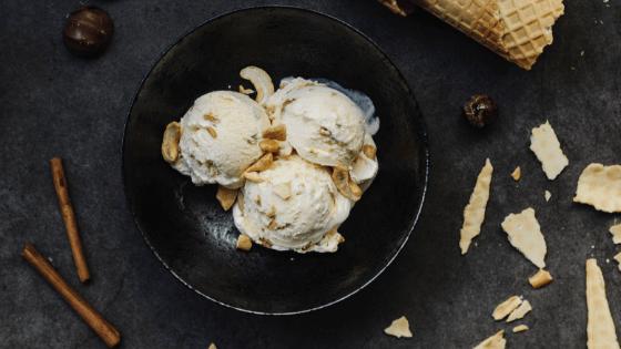 How to Make Snow Ice Cream