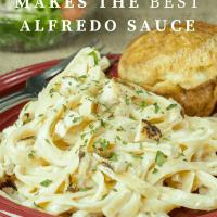 This Secret Ingredient Makes The Best Alfredo Sauce