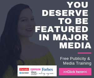 How to get featured in media