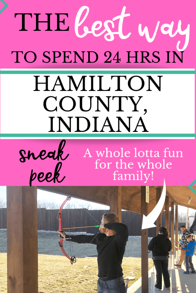 Hamilton County, Indiana is a ton of fun! Here's how I spent 24 hours there.