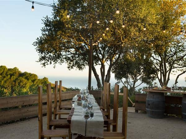 Ventana Big Sur Dining