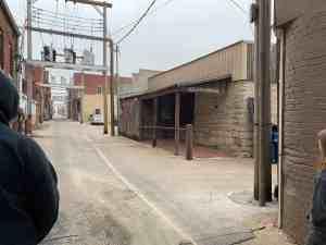 Death Alley in Coffeyville KS