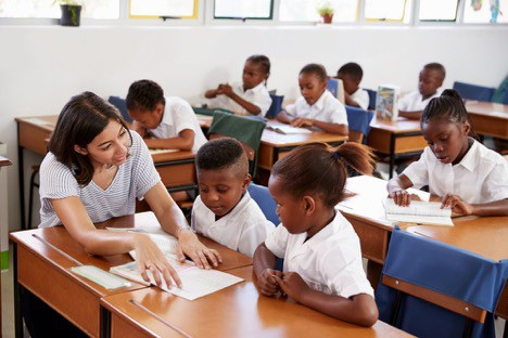 Get paid to teach in a foreign country