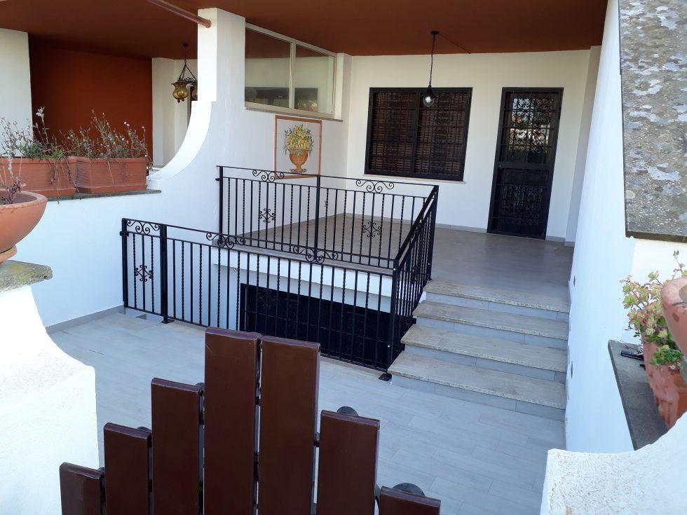 Ristrutturazione villetta a schiera Tor San Lorenzo