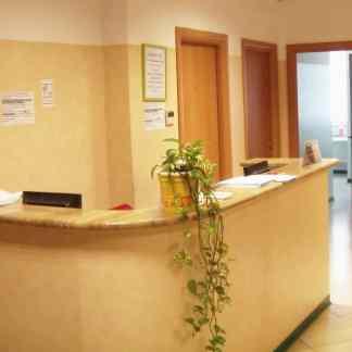 Poliambulatorio medico a Roma