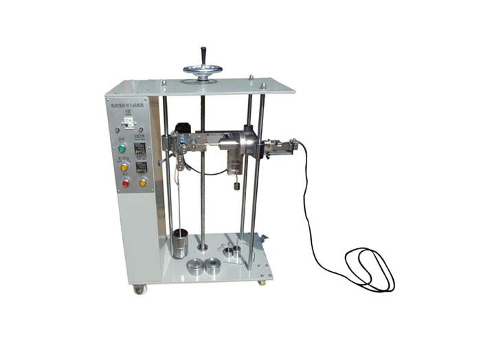 Power Cord IEC Test Equipment Tension / Torque Testing