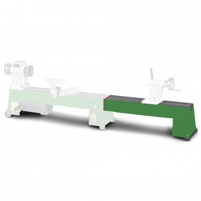 Wood Lathe Bed Extension