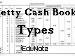Petty Cash Book: Types of Petty Cash Book in Accounting (With Diagrams and Examples)