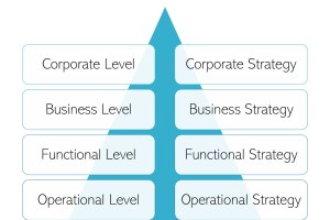 4 Levels of Strategy: Types of Strategic Alternatives