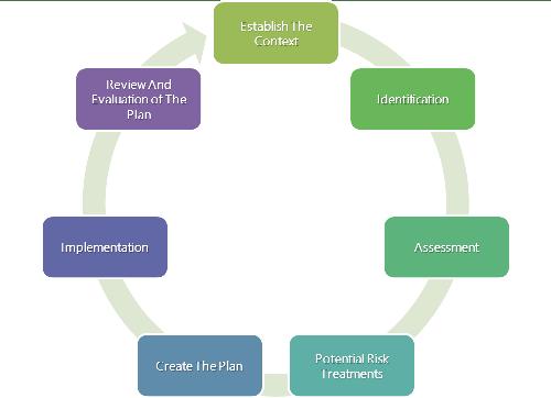 steps of risk management process