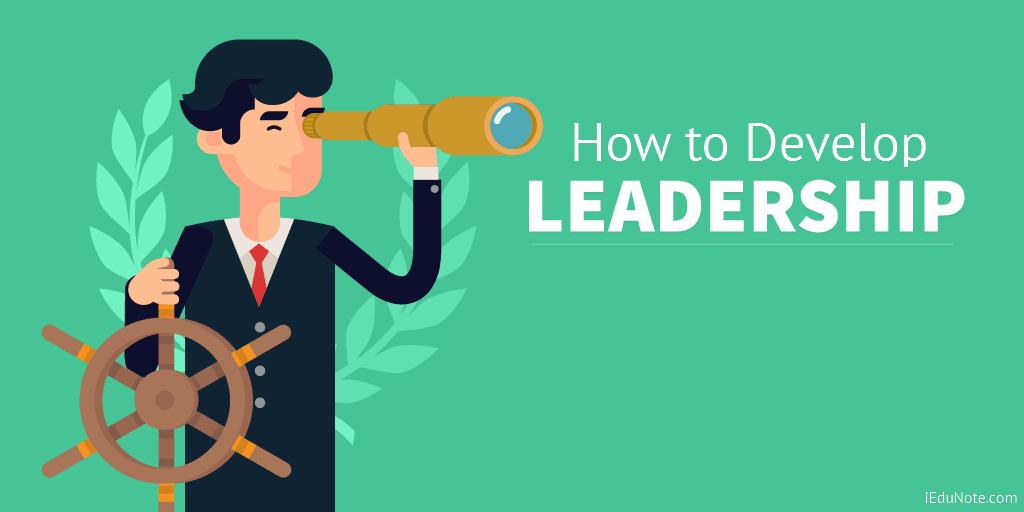 objectives of organizational behavior developer leadership