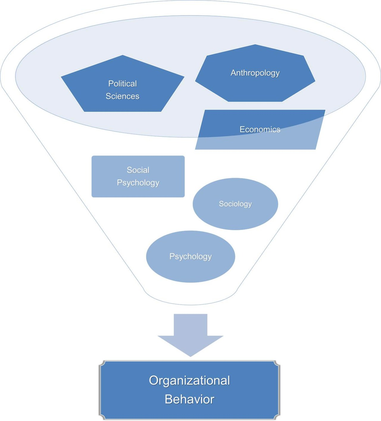 Contributing Disciplines to the Organization Behavior Field