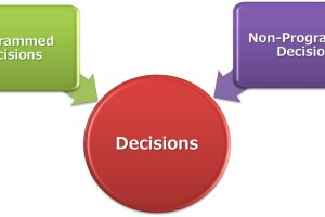 Programmed Decision and Non-Programmed Decision Explained