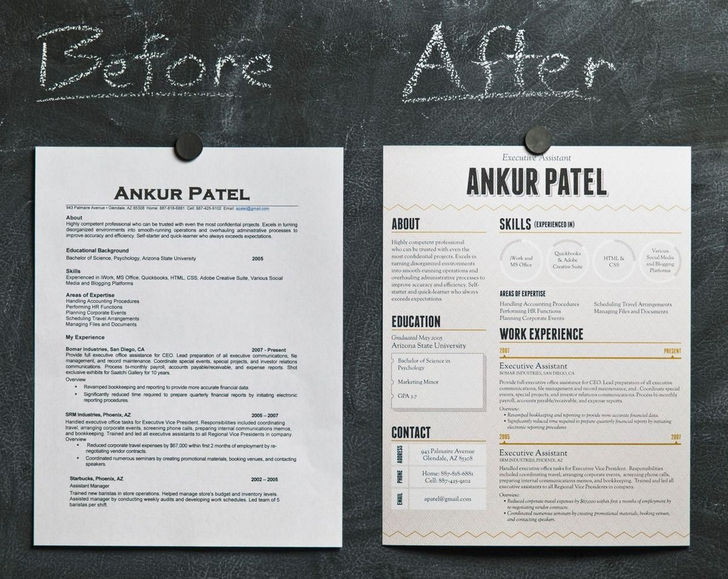 How To Write An Eye Catching Resume That Gets Noticed
