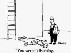 15 Faults in your Listening Skill