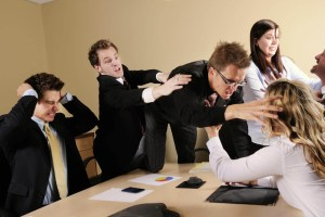4 Types of Organizational Conflict
