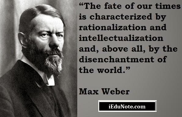 Max Weber Leadership Theory