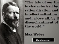 Bureaucratic Management Theory by Max Weber