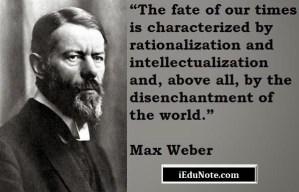 Bureaucratic Management Theory of Max Weber