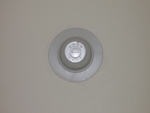 Make sure that Thermostat properly installed and secured.