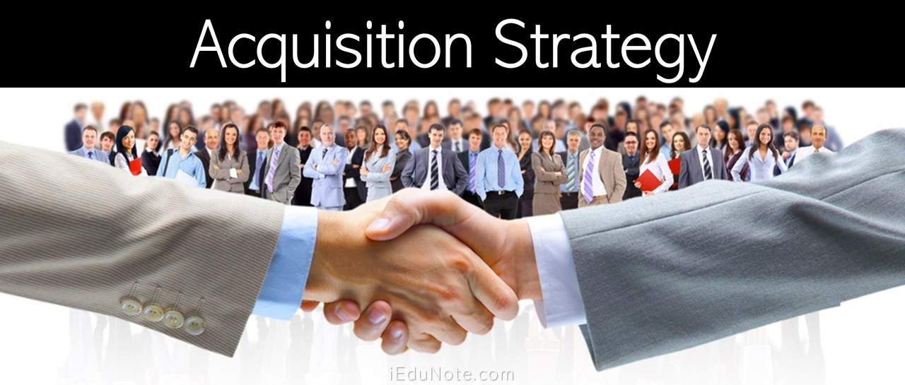 What is an Acquisition?