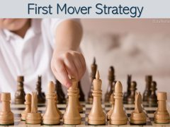First Mover Strategy