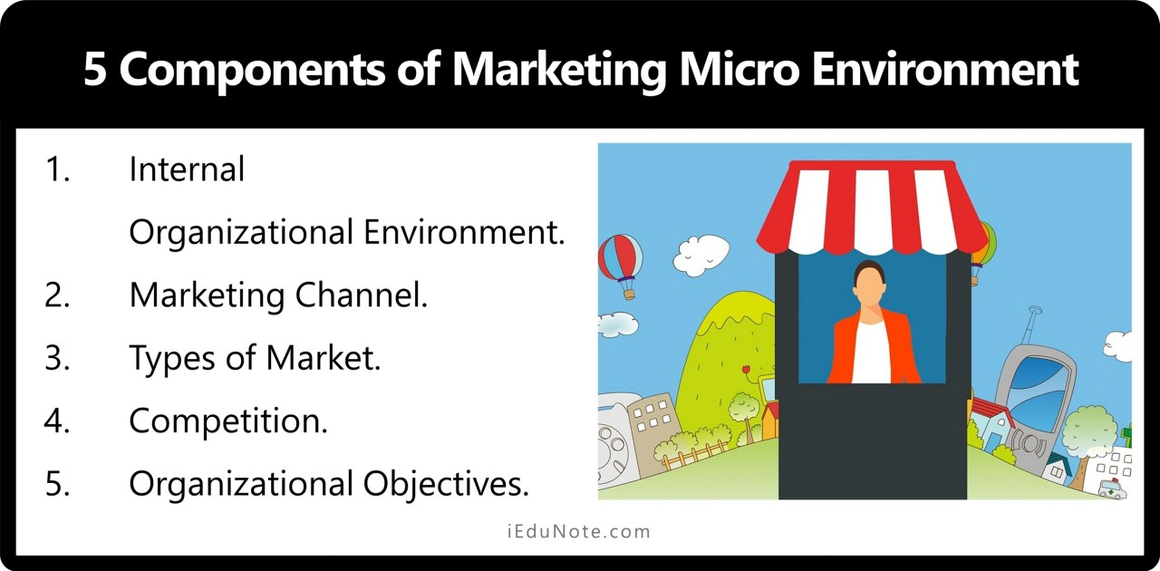 Micro Marketing environment
