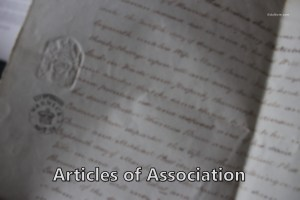 Articles of Association: Difference Between Memorandum and Articles of Association