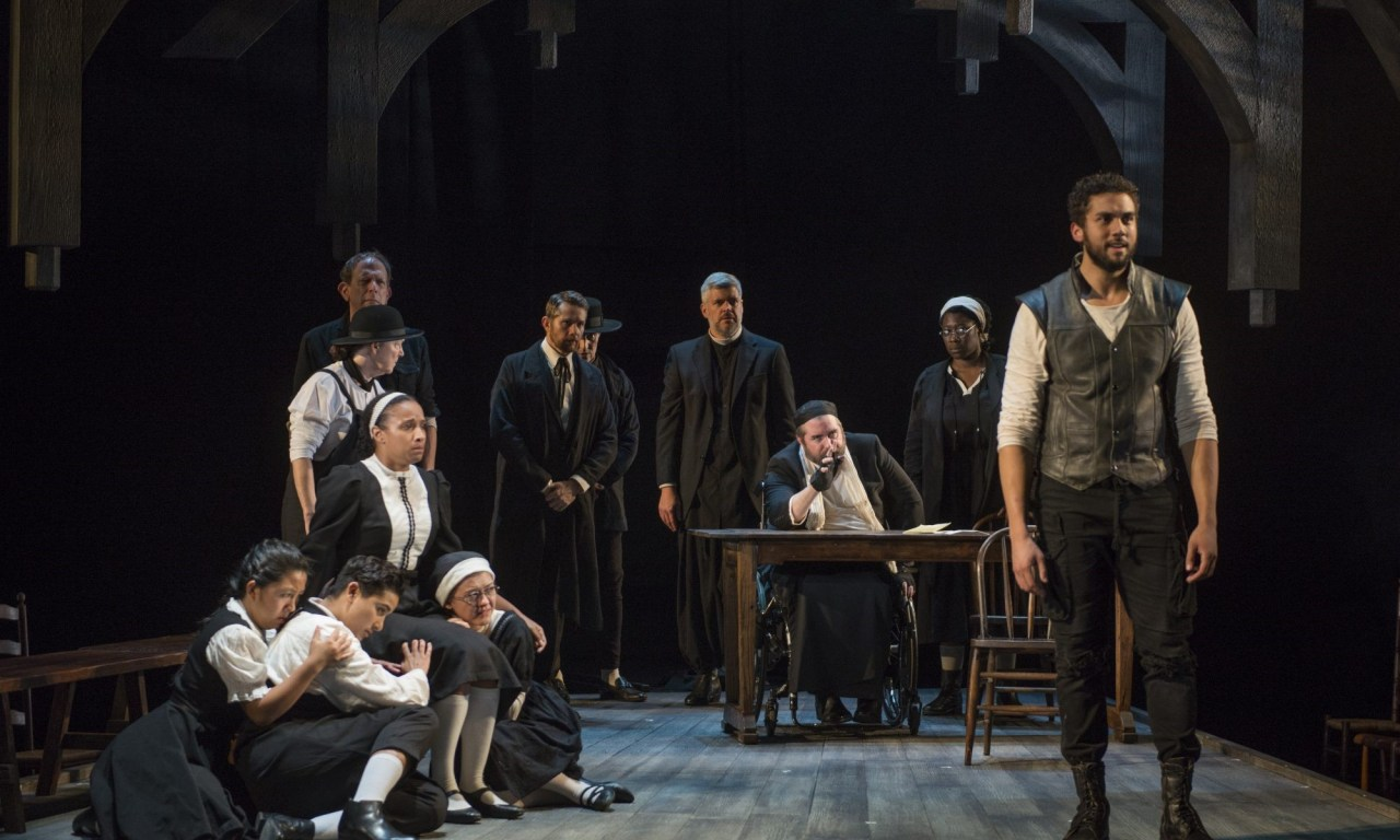 The Crucible: A Tragedy About the Evil Forces of Society
