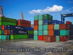 Documents Used in Foreign Trade