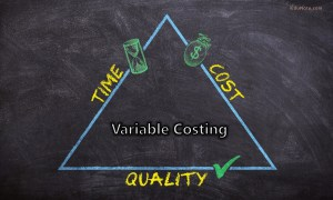 What is Variable Costing
