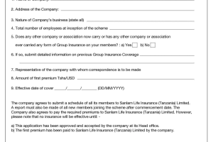 Insurance Proposal Form - Example, Format, Importance, Purpose, Elements