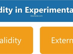 Validity in Experimentation