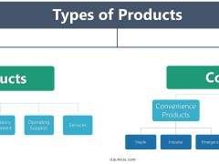 Types of Products (Consumer Products and Industrial Products)