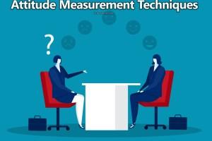 Attitude Measurement Techniques