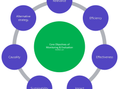 Core Objectives of Monitoring and Evaluation