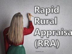 Rapid Rural Appraisal (RRA)