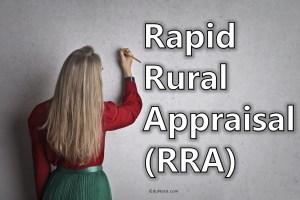Rapid Rural Appraisal (RRA)