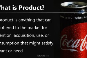 What is Product?