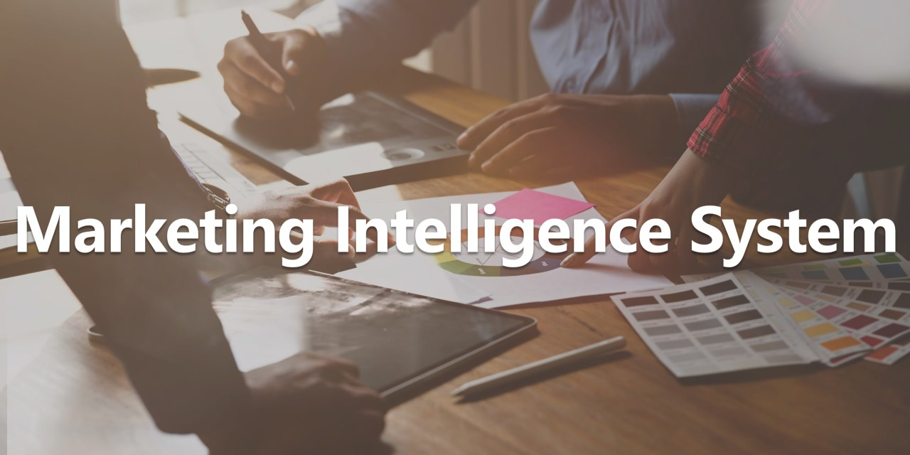Marketing Intelligence System