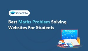Best Math's Problems Solving Websites for Students