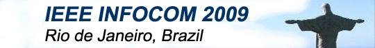 infocom 09 in Rio