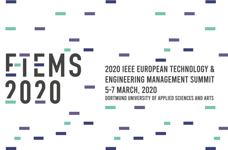 Etems 2020 5 7 March 2020 Dortmund Ieee Technology And Engineering Management Society