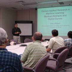 Nserc Chair Design Engineering Barrel Swivel Ieee Cis/smc Ottawa Joint Chapter - Past Activities