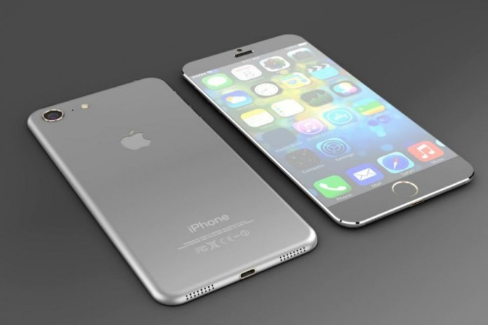 IPHONE 7 IMAGES - iphone 7 desig with ios 10