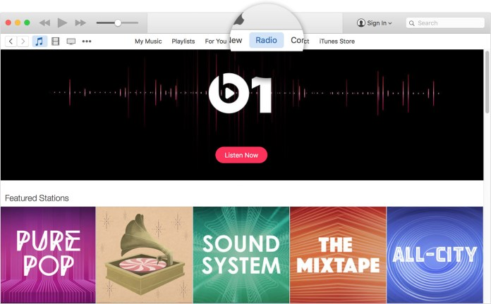 Apple shut down Free, Ad-Supported iTunes Radio