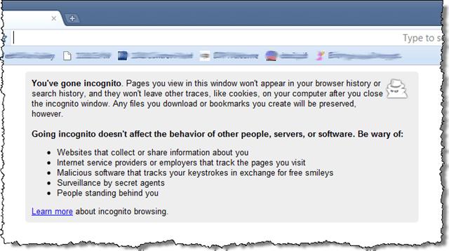 Use Incognito mode in Firefox - Firefox incognito mode, Mozilla incognito mode