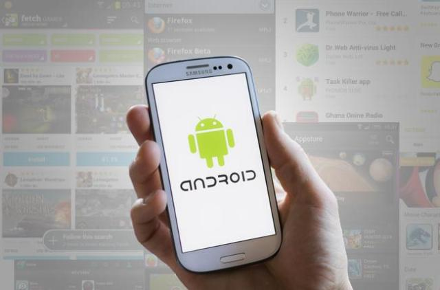 Alternative to android app stores: App stores for android