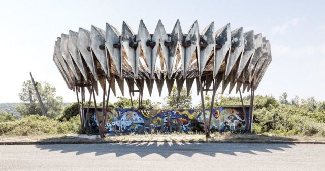 Most extraordinary bus stops