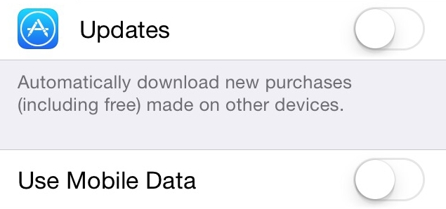 Disable automatic updates: How to increase iPhone  battery life with iOS 9